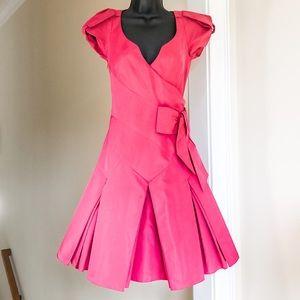 KAREN MILLEN pink sz 6US, 10UK, 38EU dress